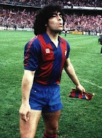 Barcelona Kit 1984-Sep