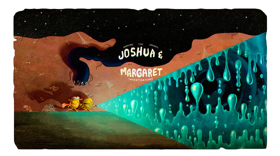 Hora de Aventura: Joshua e Margaret
