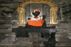 Mayiladuthurai Temple Unique Idol - Medha Dakshinamurthy