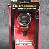 Logitec 車載用FMトランスミッター LAT-FM311U