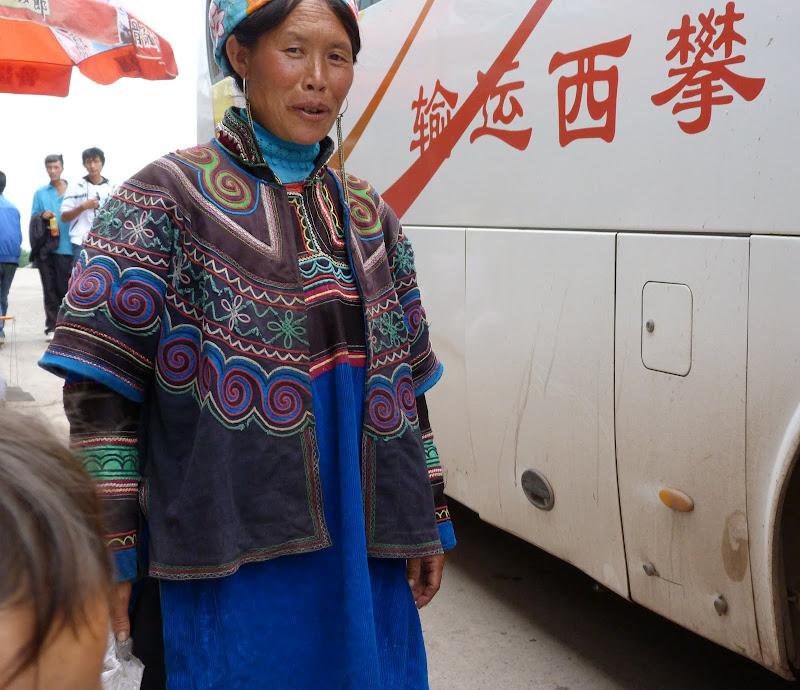 CHINE SICHUAN.XI CHANG ET MINORITE YI, à 1 heure de route de la ville - 1sichuan%2B1060.JPG