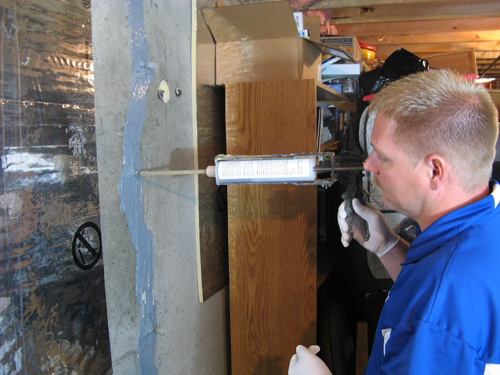 How To Stop Water Leaking Through Basement Walls