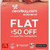 Paytm Mall - Buy NearBuy Rs.50 Off Coupon For Free