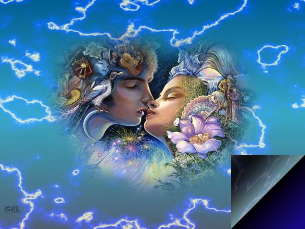 Kiss Of Lovers, Mystery