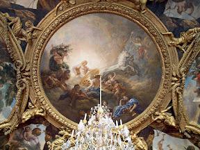 Ceiling, Peace Antechamber, Château de Versailles