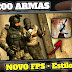 BAIXAR Novo JOGO Estilo CS:GO para Celulares ANDROID e IPHONE • + DE 200 Armas | Download Mandown