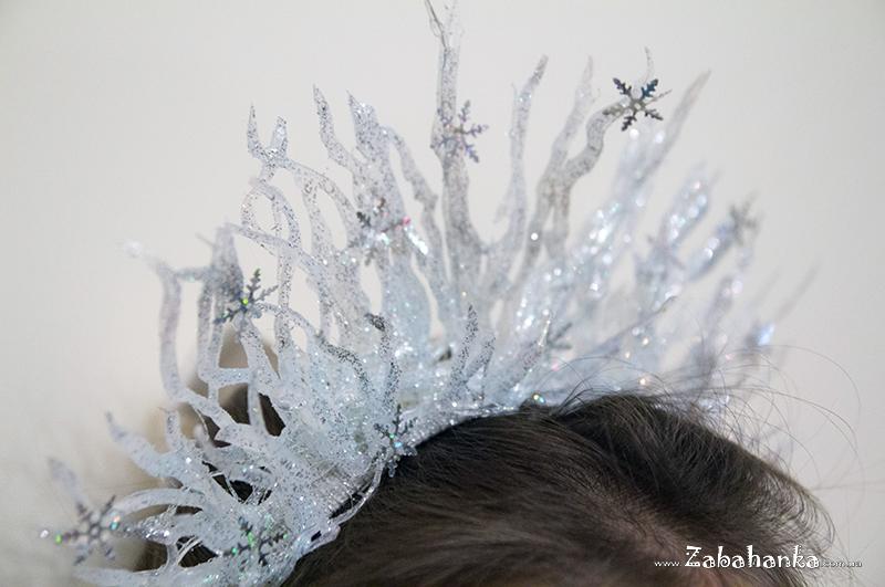 Корона Снігової королеви