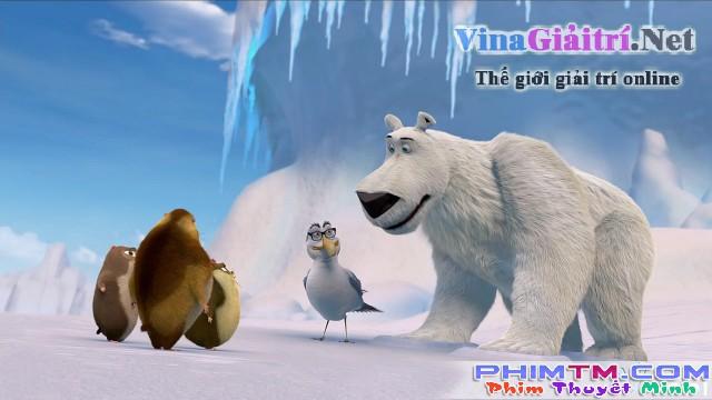 Xem Phim Đầu Gấu Bắc Cực - Norm Of The North - phimtm.com - Ảnh 1