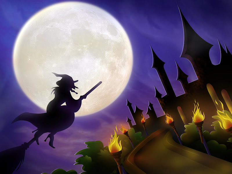 Halloween Witch And The City, Halloween