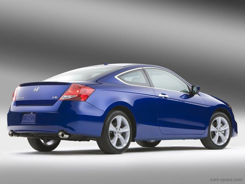2010 Honda Accord Coupe Specifications, Pictures, Prices
