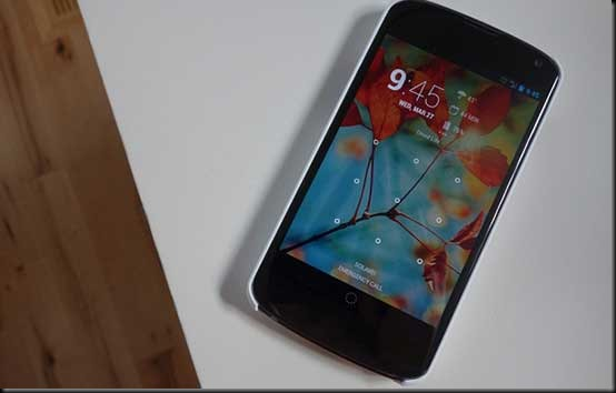 fungsi lain tombol power smartphone