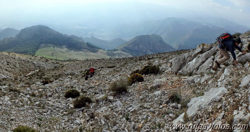 Picos Huma y Capilla
