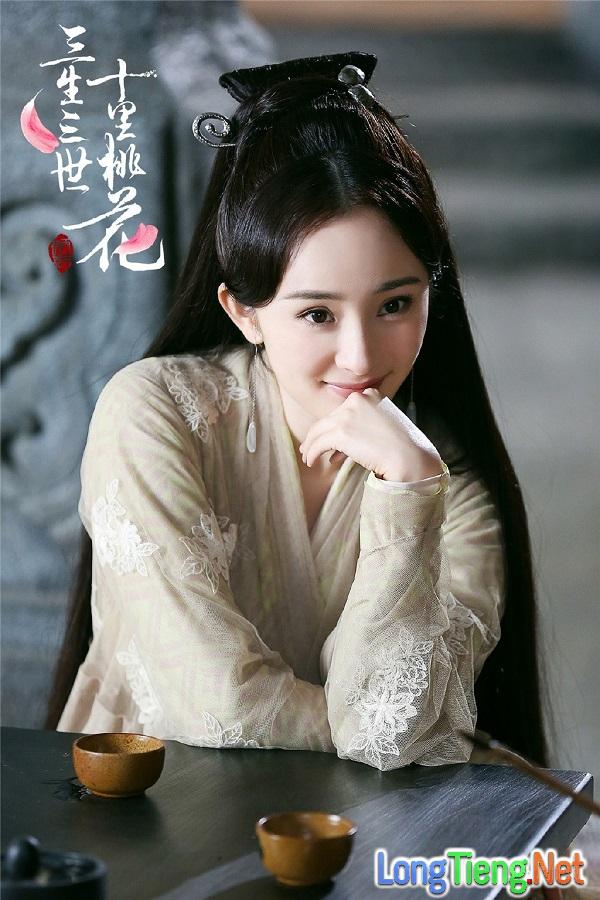 """""""Bạch Thiển"""" Lưu Diệc Phi và Dương Mịch có phải dè chừng với cô gái này? - Ảnh 10."""