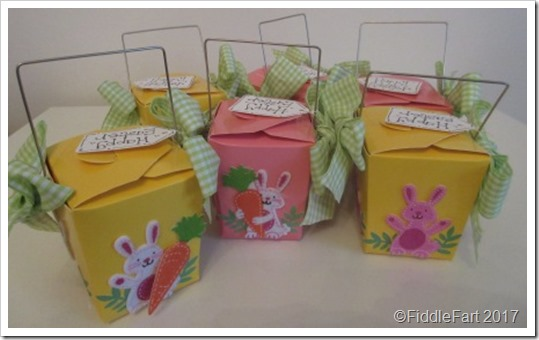 Easter Takeaway Box Favour 2