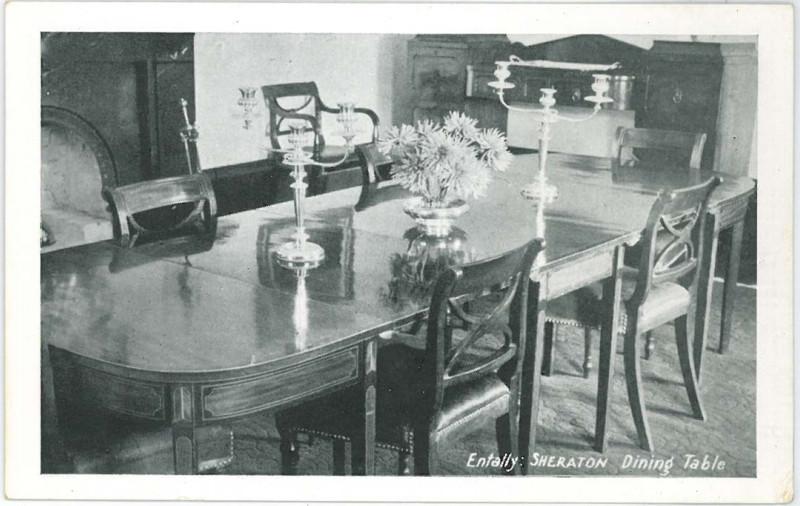Sheraton Dining Table at Entally House