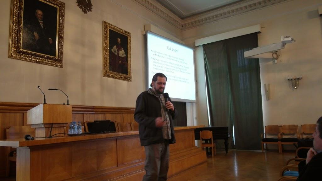 Konferencja Metody geofizyczne w archeologii polskiej (fot. J. Karmowski, K. Kiersnowski) - geof%2B%252872%2529.JPG