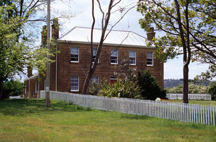 The Manse, 28 High St, Oatlands