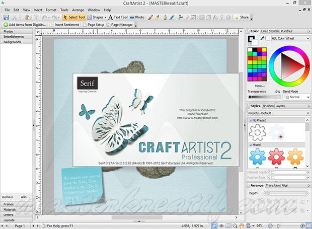 Serif CraftArtist 2 Professional