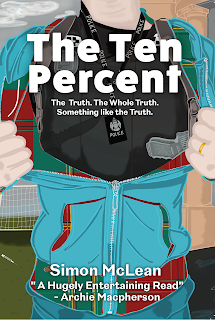 The Ten Percent by Simon McLean reviewed by Rob McInroy