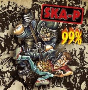 Ska-P - 99% (2013)