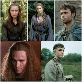 Last Kingdom Season 4 Characters