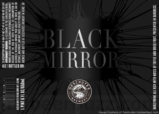 Deschutes Adding Black Mirror Barleywine