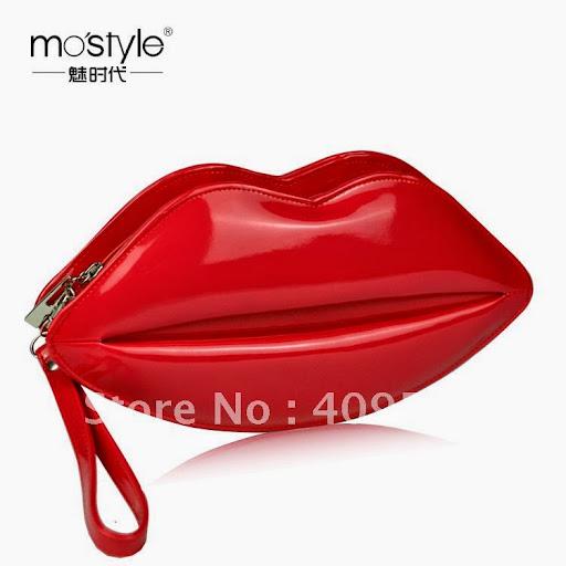 Fashion sexy jelly evening bag clutch messenger Women s