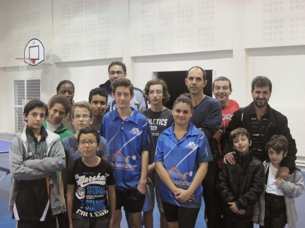2014-2015 - Tournoi Jeunes fin d