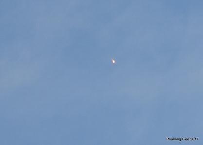 Rocket landing!