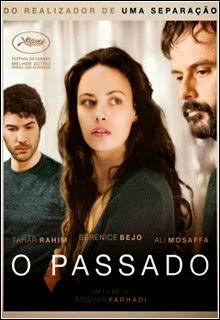 O Passado DVD R Capa