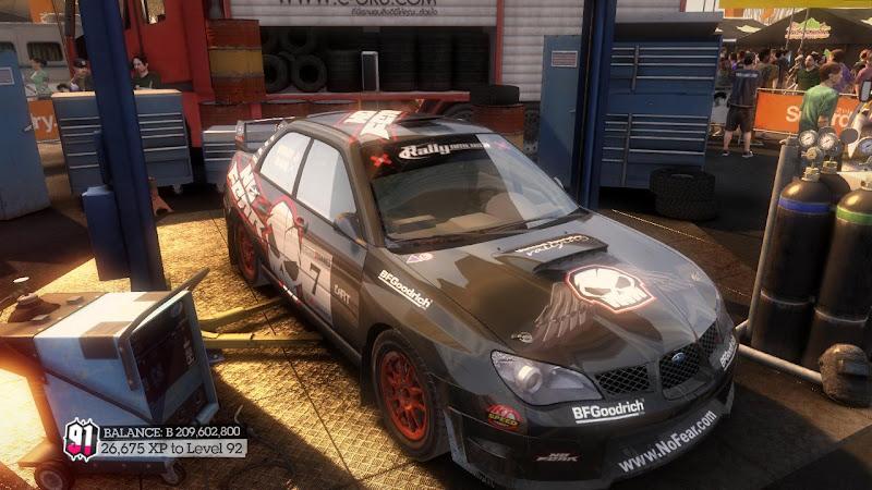รายการรถกลุ่ม Rally ใน DiRT2 N12-01