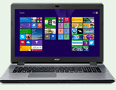 Acer Aspire  E5-771G driver download for windows 8.1 64bit