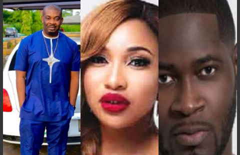 Tonto Dikeh Reveals How Donjazzzy and Teebillz Rescused Her From Commiting Suicide