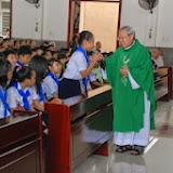 Lễ khai giảng giáo lý niên khóa 2012-2013