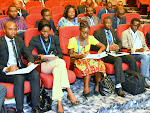 L'assistance à l'ouverture des travaux sur les états généraux de la Justice par le président Joseph Kabila le 27/04/2015 à Kinshasa. Radio Okapi/Ph. John Bompengo
