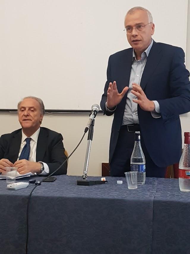 """Il segretario regionale dell'Udc Francesco Talarico «L'Udc è vivo e vegeto, forse i """"resuscitati"""" sono altri»"""