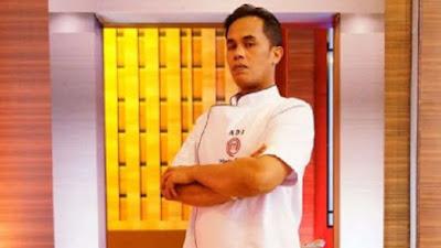 Lord Adi Raih Top 3 Diajang MasterChef Indonesia 8