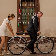 Wedding photographer Miguel ángel García (angelcruz). Photo of 02.10.2016