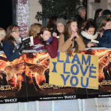 WWW.ENTSIMAGES.COM -      at The Hunger Games - Mockingjay - part 1 - UK film premiere at Odeon Leicester Square, London November 10th 2014Premiere of latest film in the Hunger Games franchise, which this time sees Katniss lead a rebellion against the tyrannical and corrupt Capitol.                                                    Photo Mobis Photos/OIC 0203 174 1069