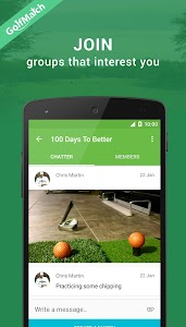 GolfMatch screenshot 3