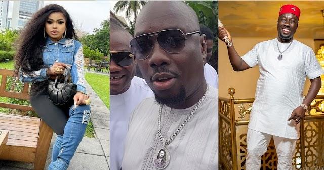 Bobrisky vows to break Obi Cubana's record, set to throw a multimillion party