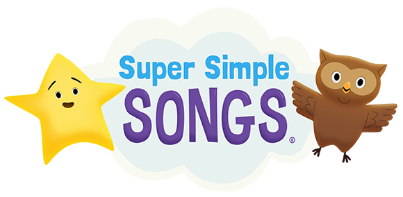 Super Simple Songs canal educativo de Youtube