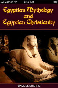 Cover of Samuel Sharpe's Book Egyptian Mythology And Egyptian Christianity