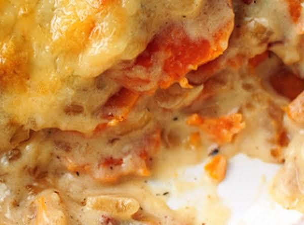 Scalloped Sweet Potatoes Recipe
