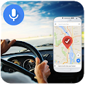 Voice Route Maps & GPS Navigation icon