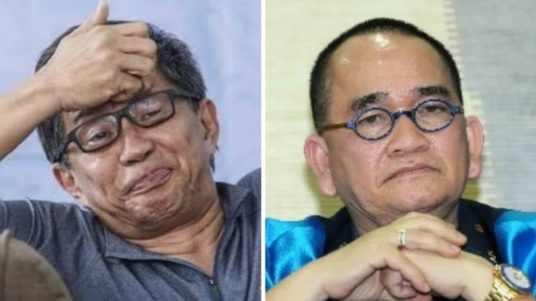 Adu Megawati vs Jokowi, Ruhut: Kasihan Rocky Gerung, Bocormu Nggak Halus Lagi