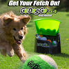 GoDogGo Automatic Ball Launcher Fetch Machine for Dogs