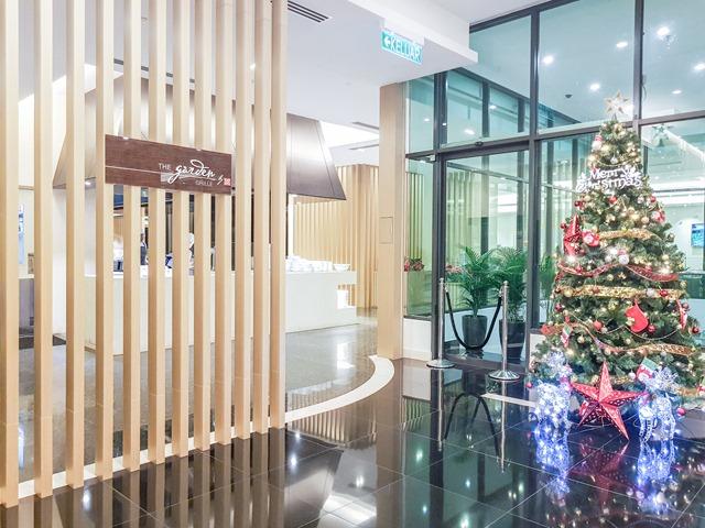 Hilton Garden Inn Puchong Room Restaurant