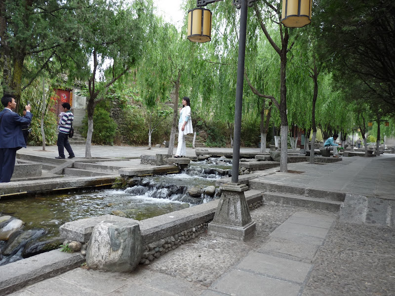 Chine. Yunnan Dali .En vélo vers le lac ERHAI - P1170820.JPG