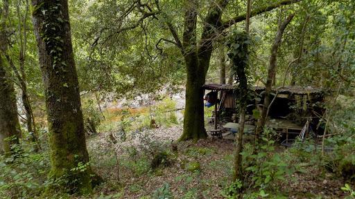 La cabane de chasseurs du Mulinelle